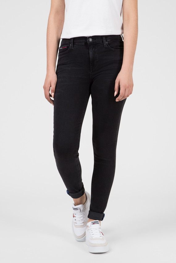e338923179e Женские черные джинсы MID RISE SKINNY NORA Tommy Hilfiger 4 490 грн 3 143  грн