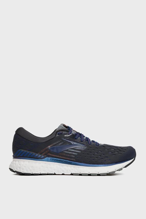 Мужские темно-синие кроссовки TRANSCEND 6