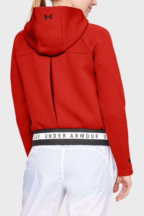 Женская красная куртка UA Unstoppable MOVE