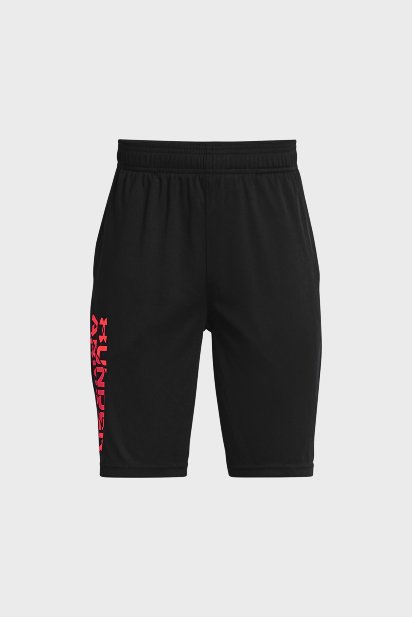 Детские черные шорты UA Prototype 2.0 Wdmk Shorts 1