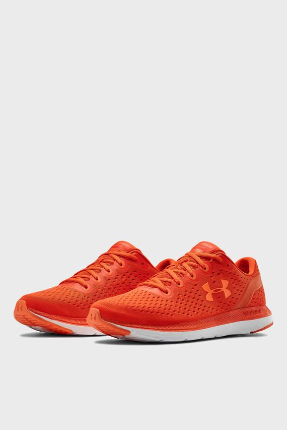 Мужские оранжевые кроссовки UA Charged Impulse-ORG