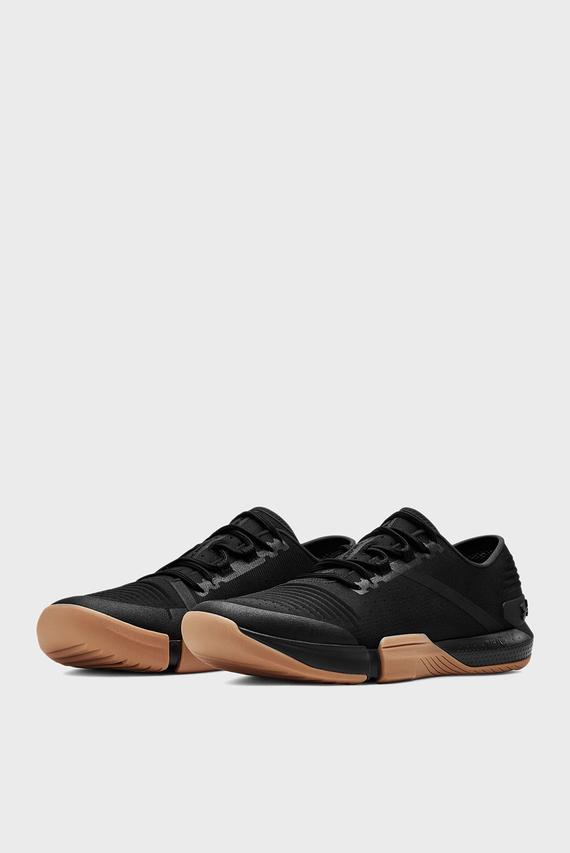 Мужские черные кроссовки UA Speedform Feel