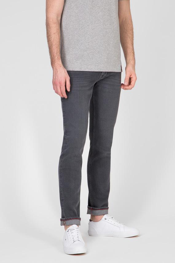 Мужские серые джинсы STRAIGHT DENTON