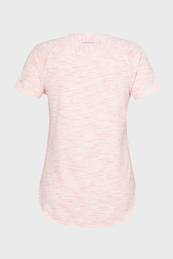 Женская розовая футболка GAIT