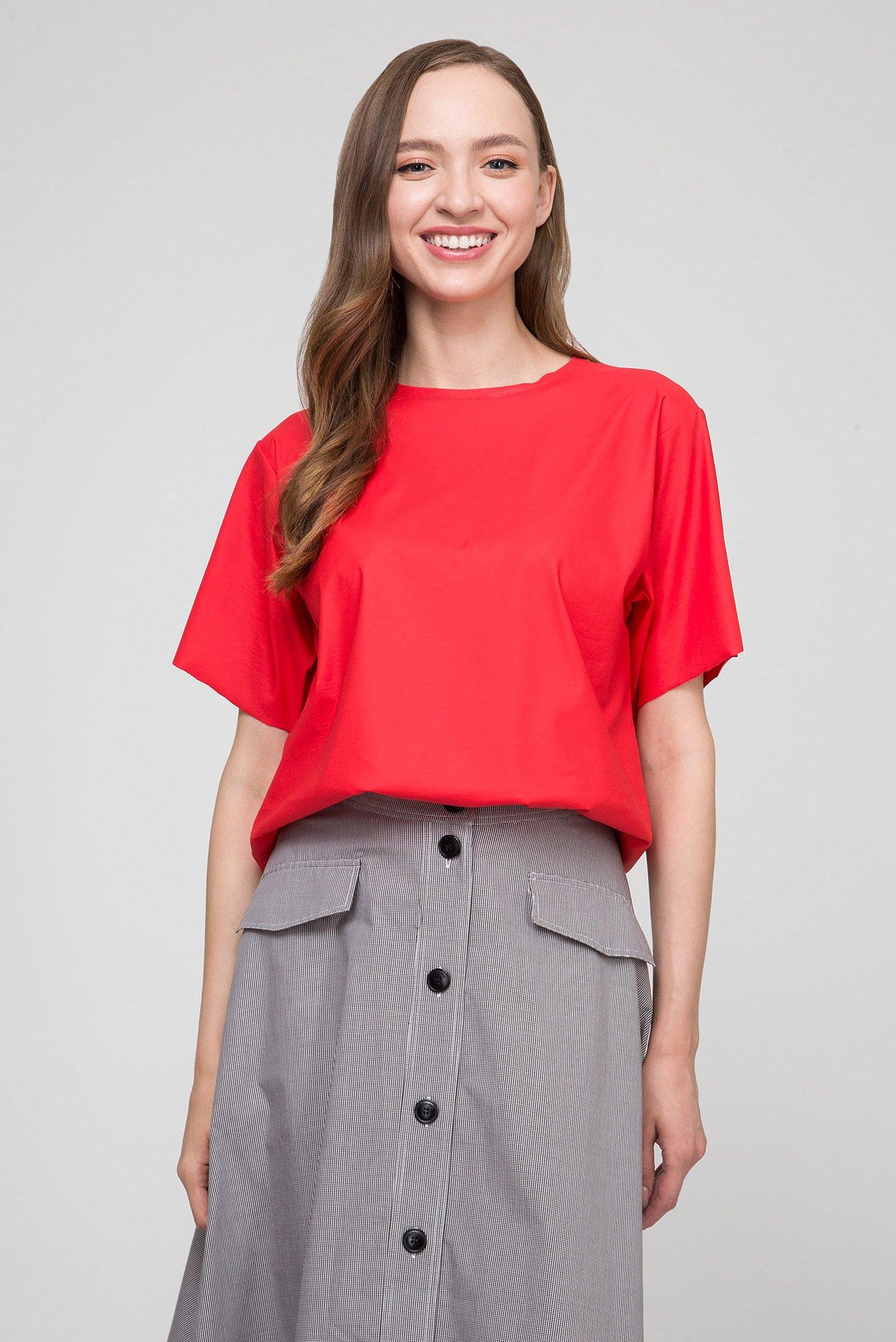 Купить Женская красная блуза Calvin Klein Calvin Klein K20K200707 – Киев, Украина. Цены в интернет магазине MD Fashion