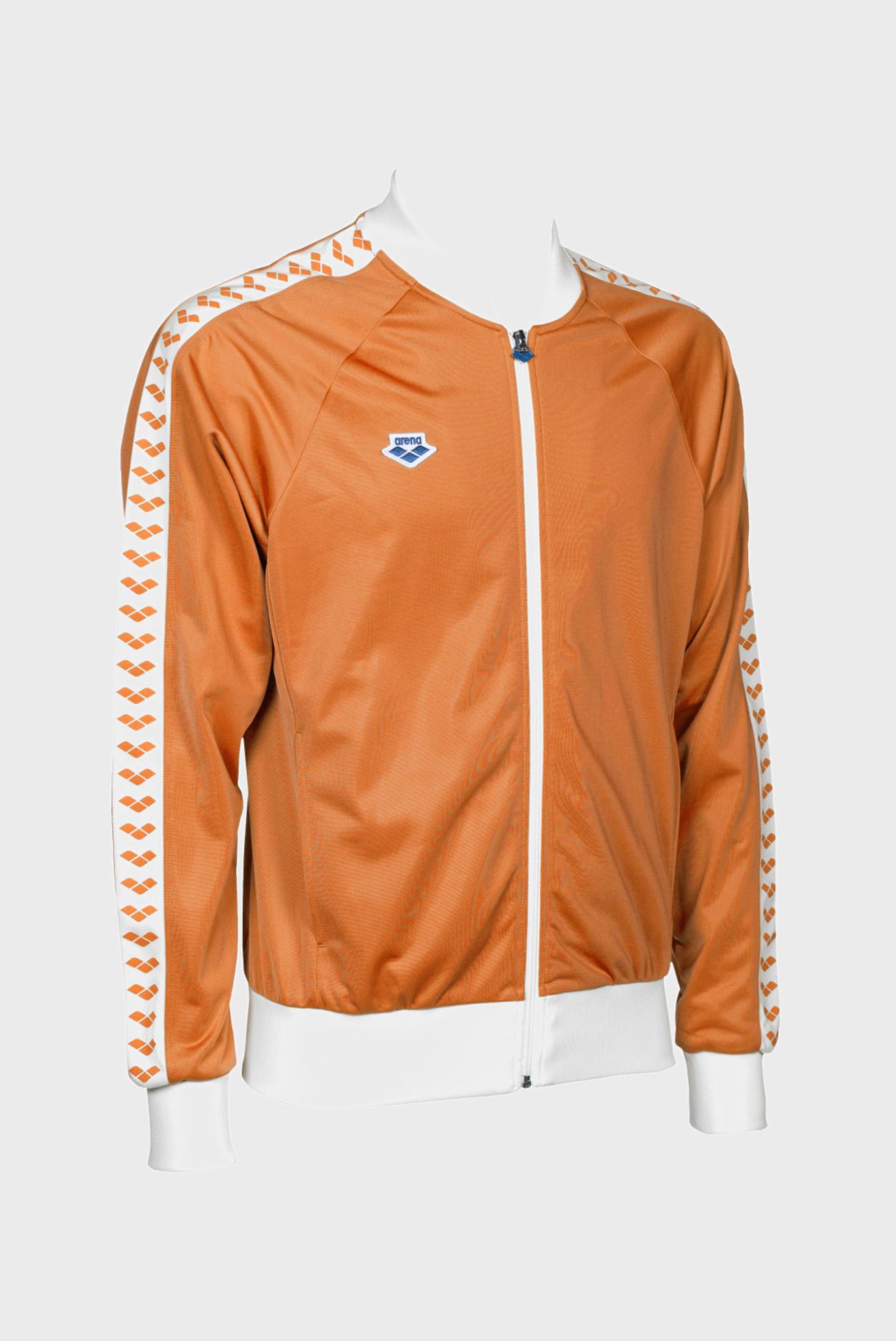 Купить Мужская оранжевая спортивная кофта RELAX IV TEAM Arena Arena 001229-341 – Киев, Украина. Цены в интернет магазине MD Fashion