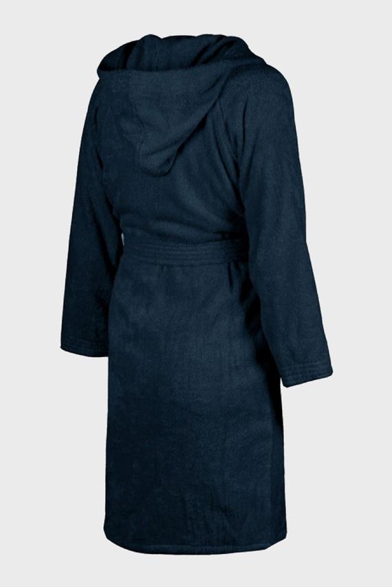 Темно-синий халат ZODIACO