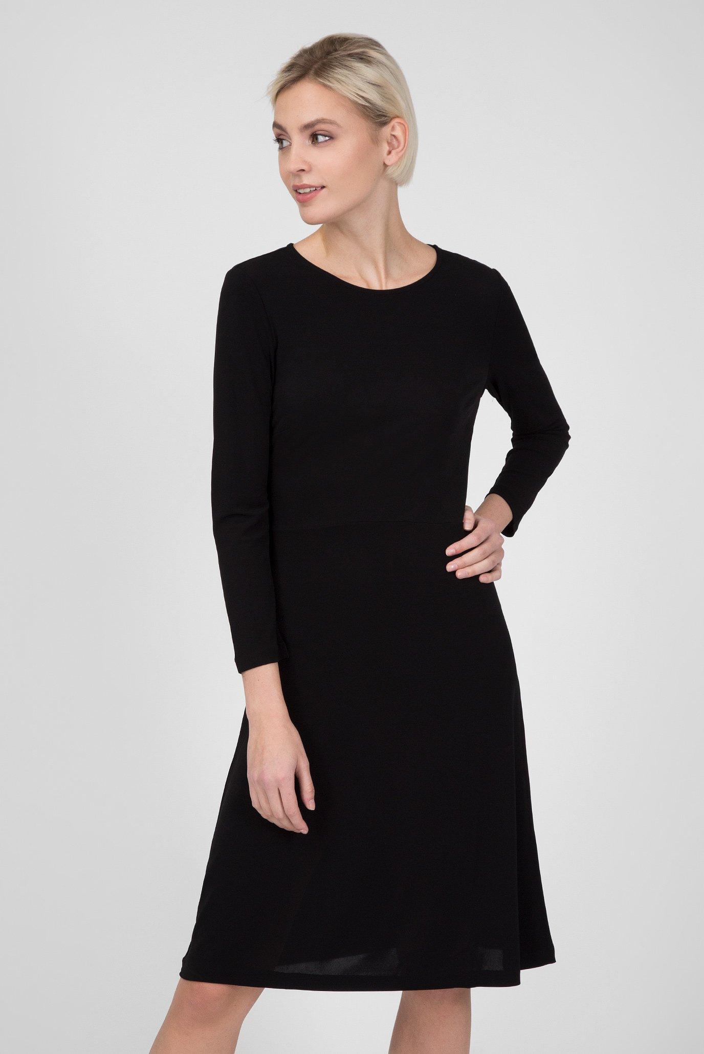 36bd82795aea Купить Женское черное платье Gant Gant 4204317 – Киев, Украина. Цены ...