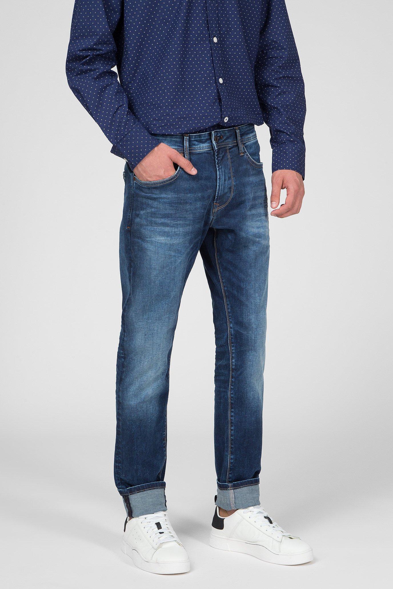 Мужские синие джинсы STANLEY Pepe Jeans