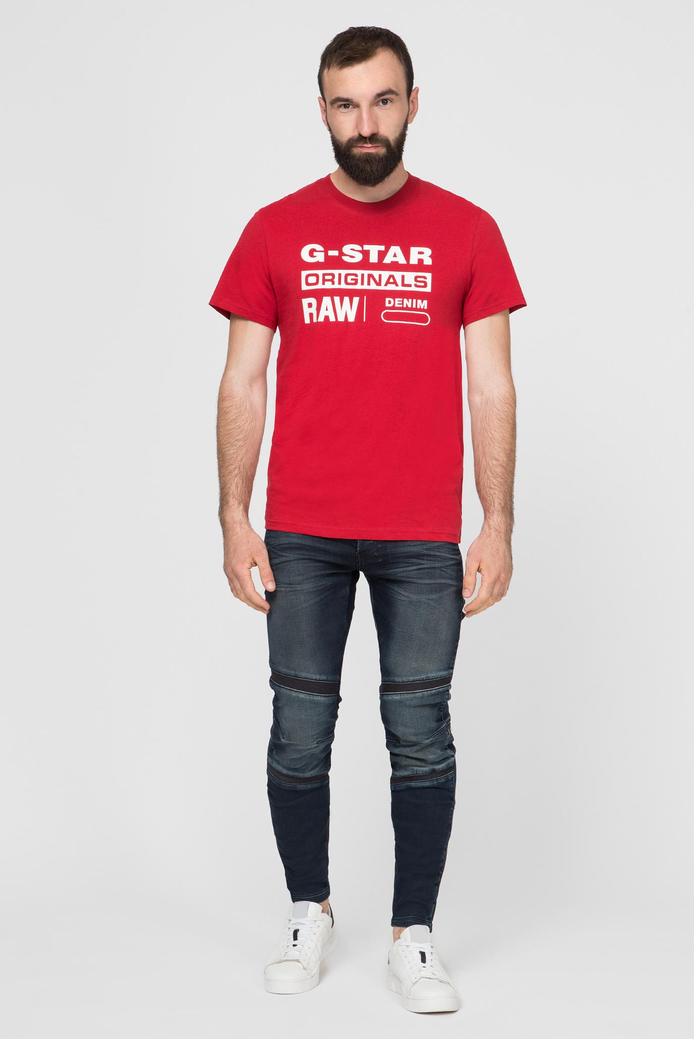 Купить Мужские темно-синие джинсы Motac Deconstructed 3D Slim G-Star RAW G-Star RAW D06154,9615 – Киев, Украина. Цены в интернет магазине MD Fashion