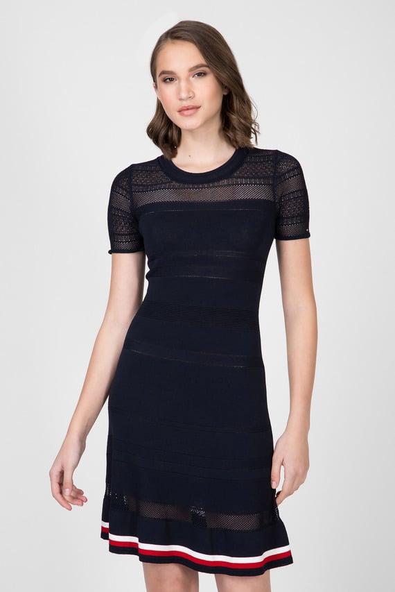 Женское темно-синее платье VERINE