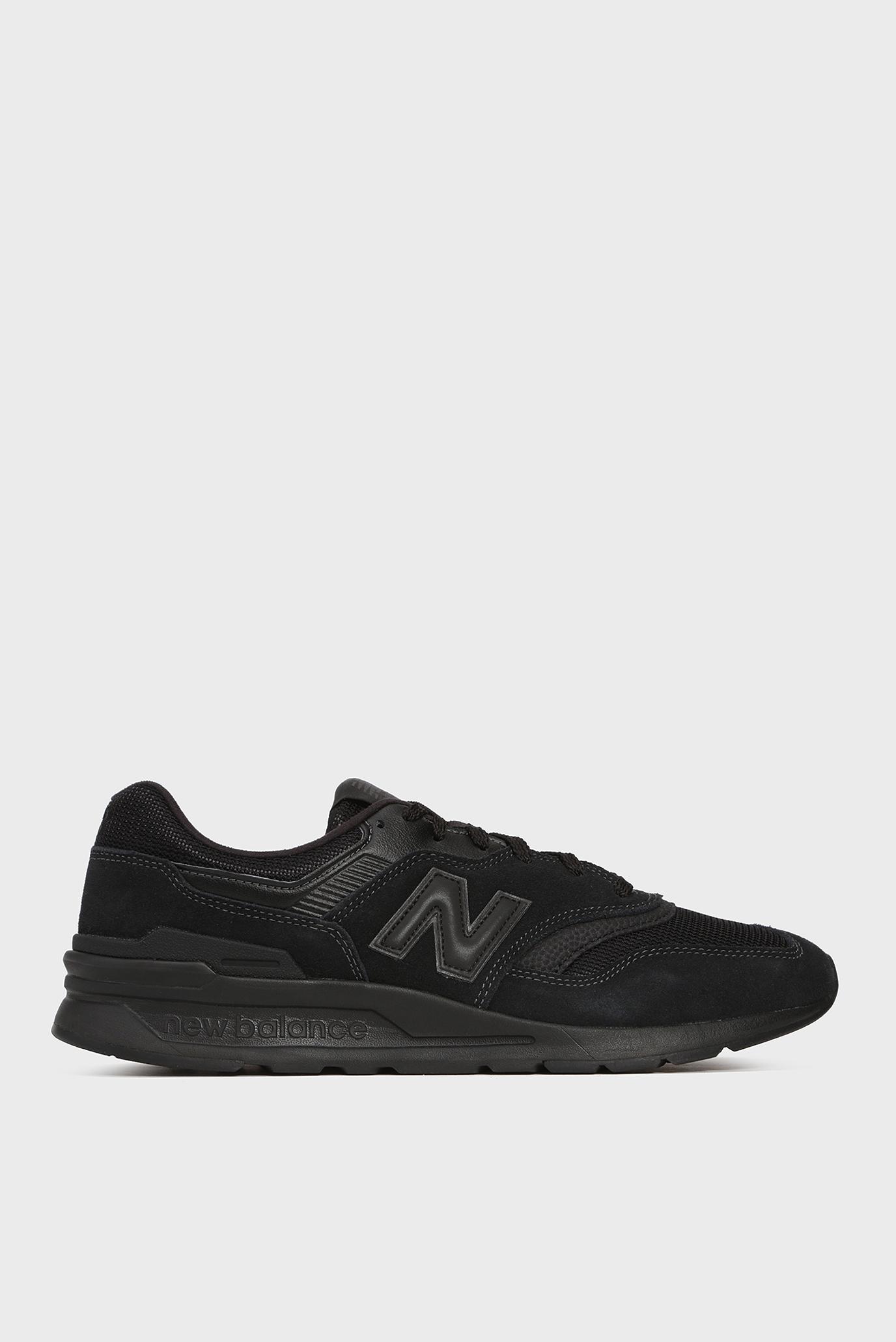 Мужские черные кроссовки 997H 1