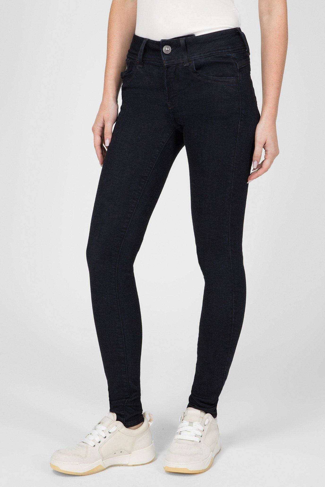 Купить Женские черные джинсы Lynn d-Mid Super Skinny G-Star RAW G-Star RAW D06333,9425 – Киев, Украина. Цены в интернет магазине MD Fashion