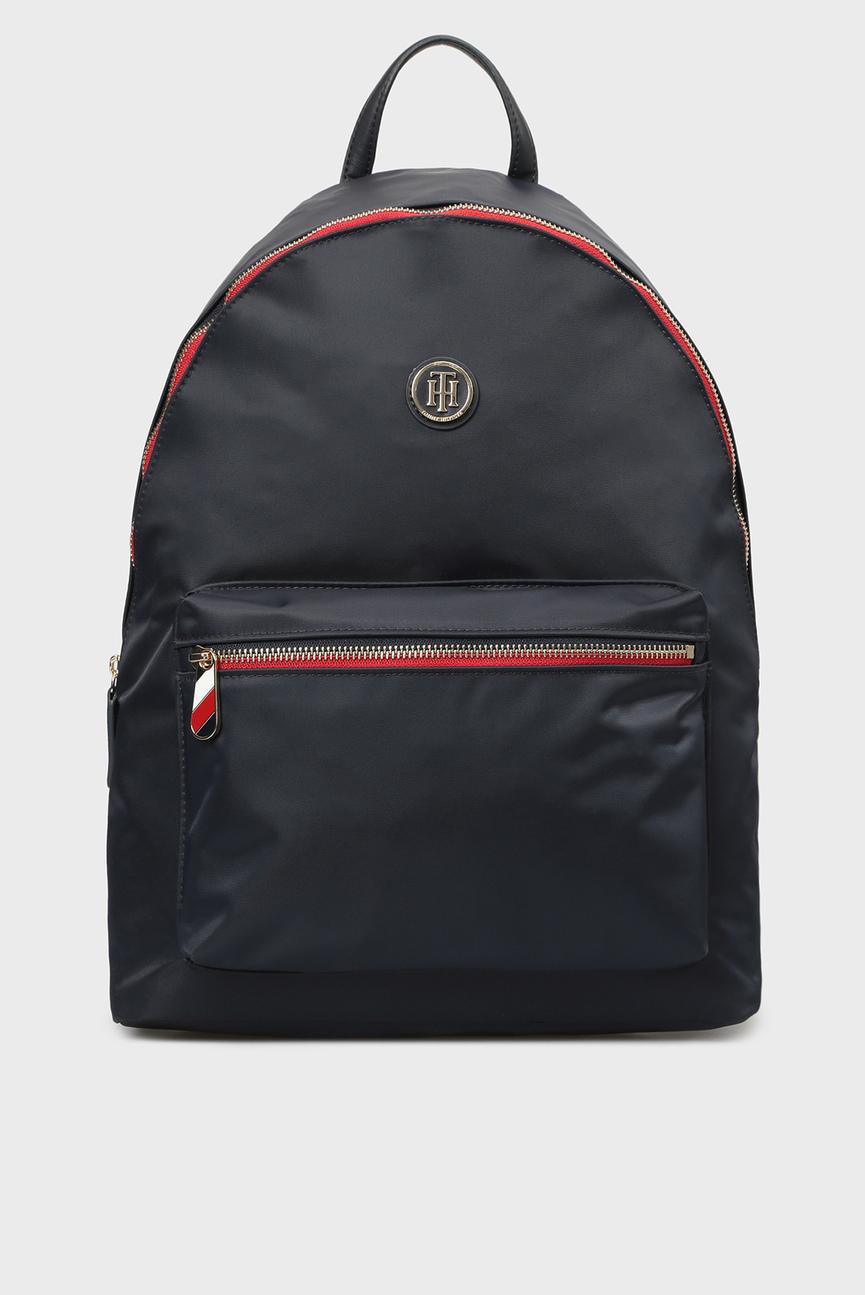 Женский синий рюкзак POPPY