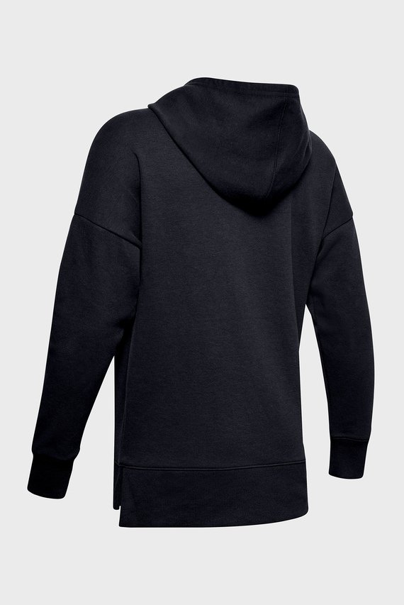 Детское черное худи Unstoppable Double Knit