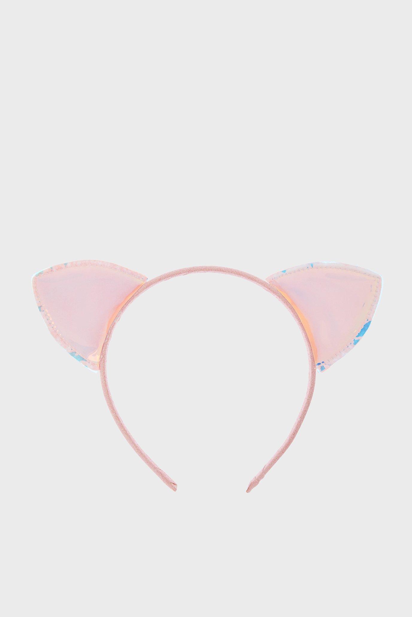 Купить Детский розовый обруч Accessorize Accessorize 683085 – Киев, Украина. Цены в интернет магазине MD Fashion