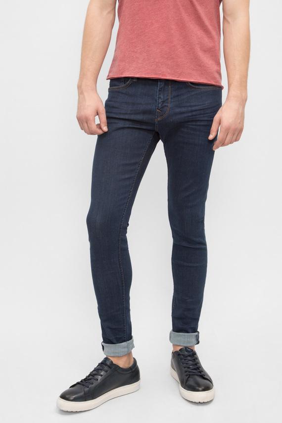 Мужские темно-синие джинсы FINSBURY SK-FINSBURY