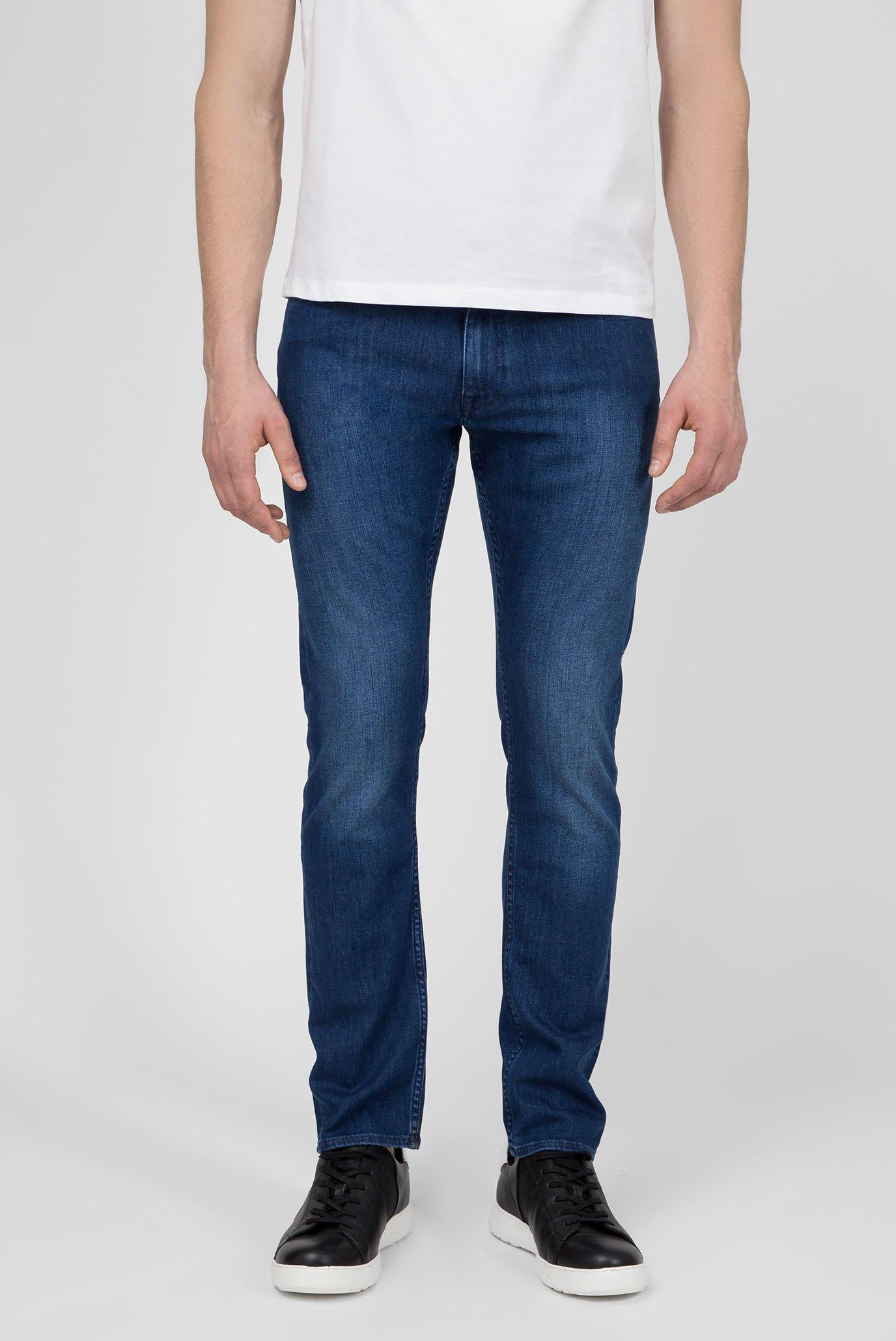 Купить Мужские синие джинсы SLIM FIT Calvin Klein Calvin Klein K10K103319 – Киев, Украина. Цены в интернет магазине MD Fashion