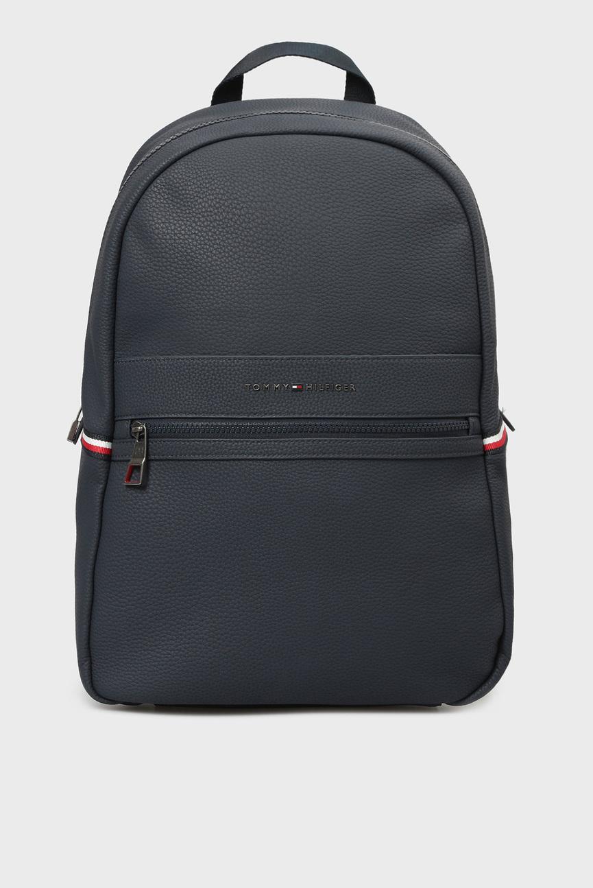 Мужской синий рюкзак ESSENTIAL BACKPACK II