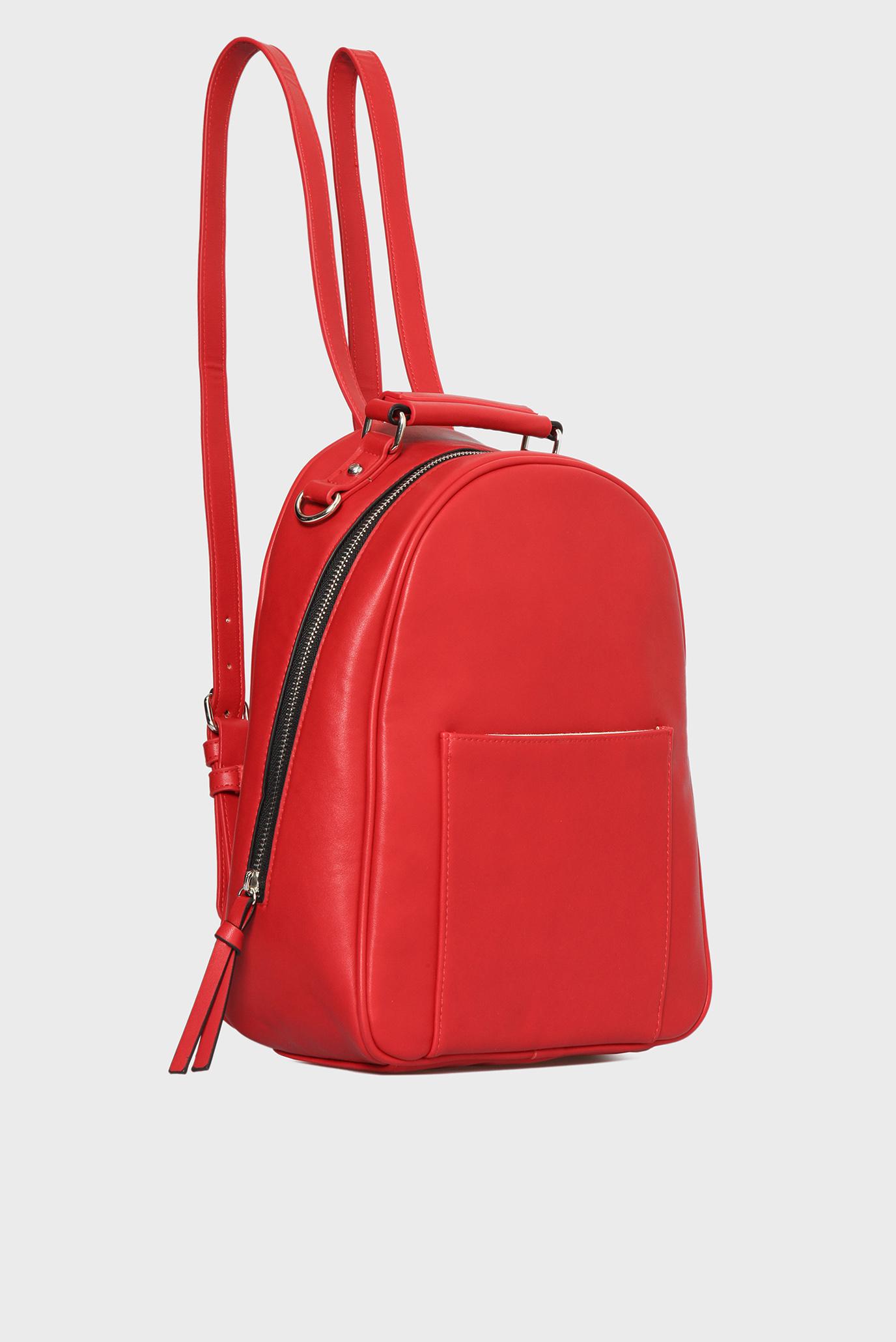616aab2650a3 Купить Женский красный рюкзак Pepe Jeans Pepe Jeans PL030752 – Киев,  Украина. Цены в интернет магазине MD Fashion
