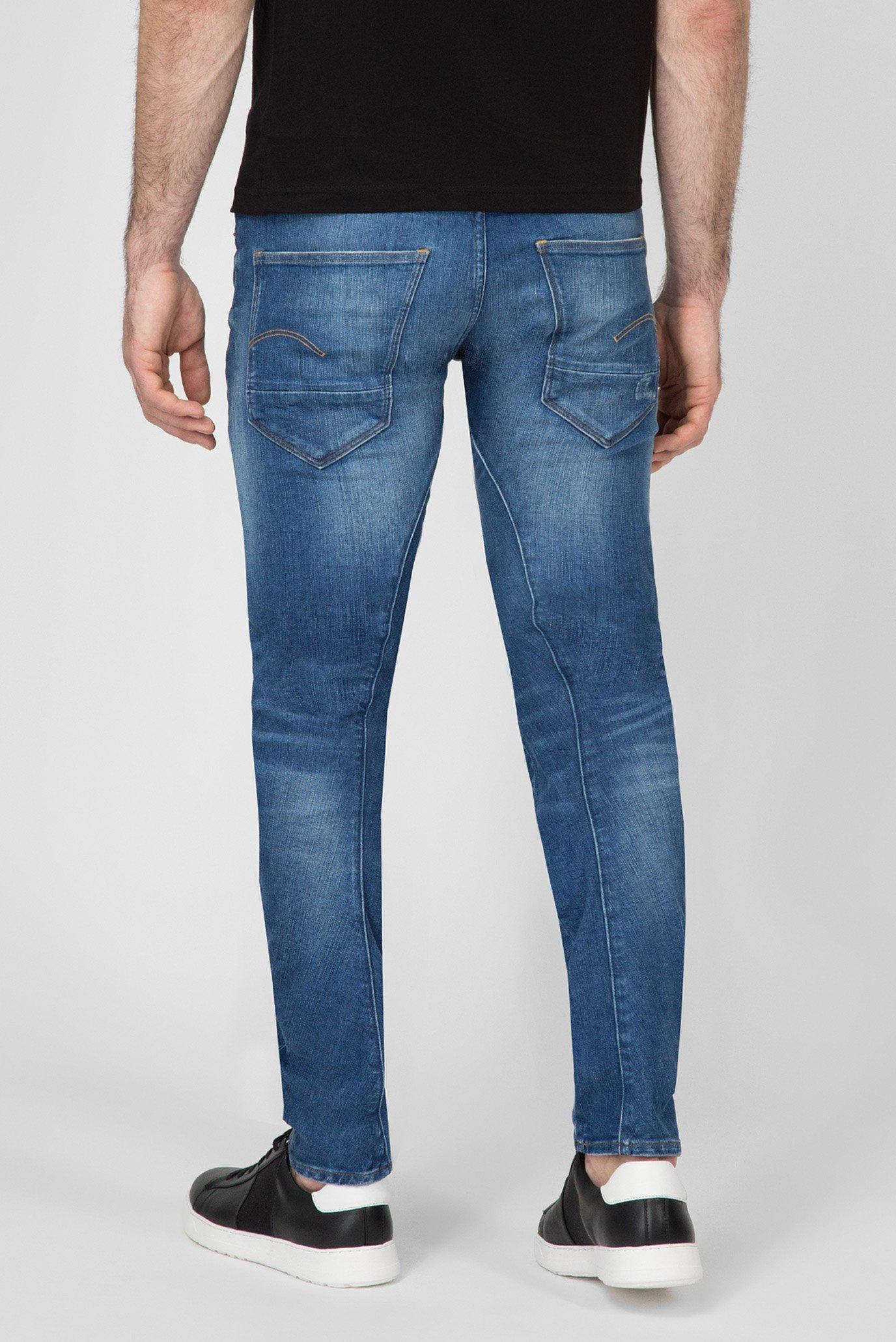 Купить Мужские синие джинсы ARC G-Star RAW G-Star RAW D10060,9880 – Киев, Украина. Цены в интернет магазине MD Fashion