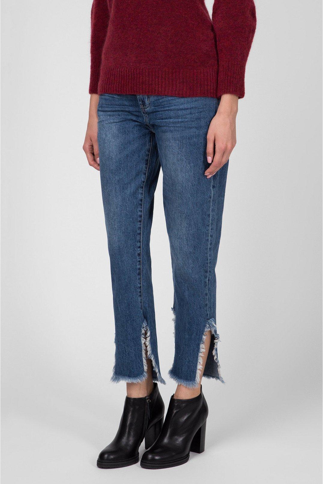 Женские синие джинсы OXFORD AWESOME BAGGIES 1