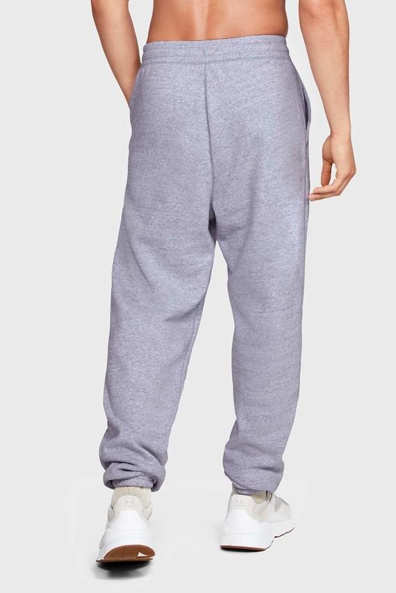 Мужские серые спортивные брюки UA PERFORMANCE ORIGINATORS FLEECE