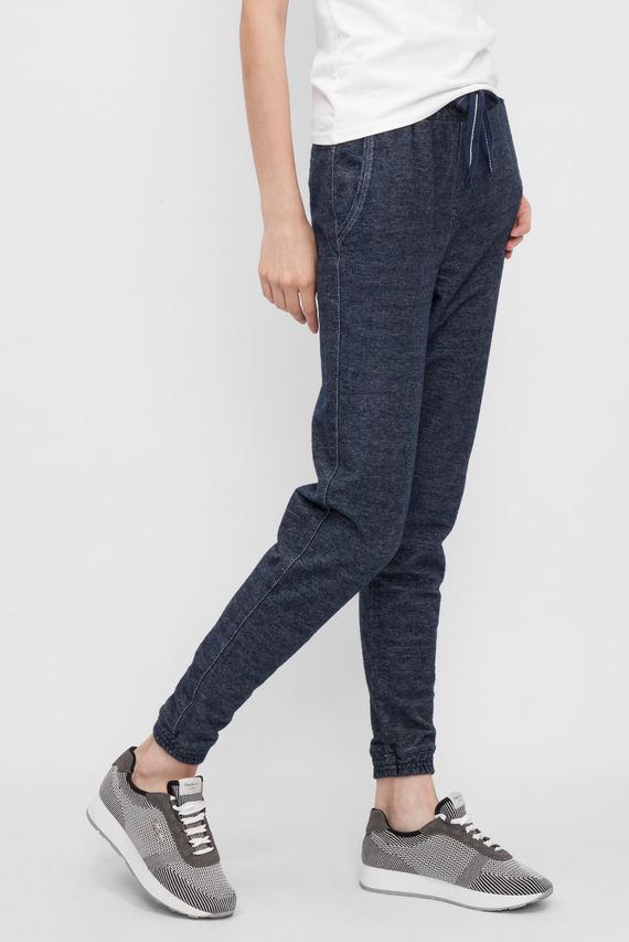Женские синие спортивные брюки RITZY