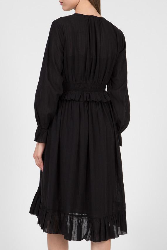 Женское черное платье OXANA