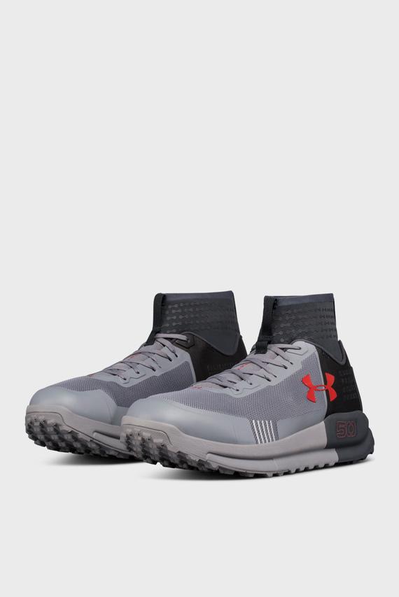 Мужские серые кроссовки UA Horizon 50