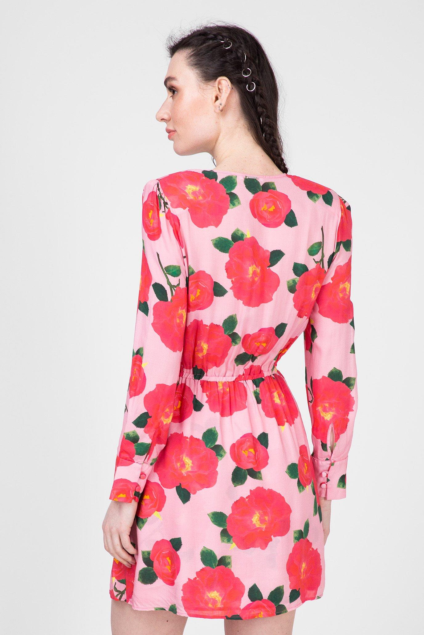 Женское платье с принтом Replay