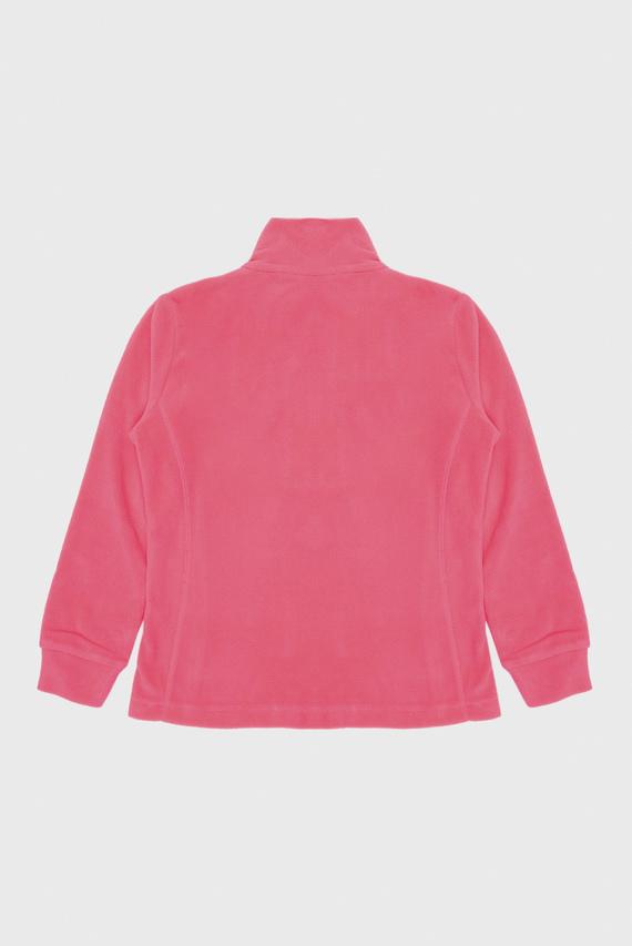 Детский розовый гольф