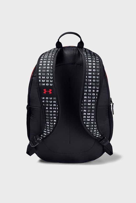 Женский черный рюкзак с принтом UA Scrimmage 2.0