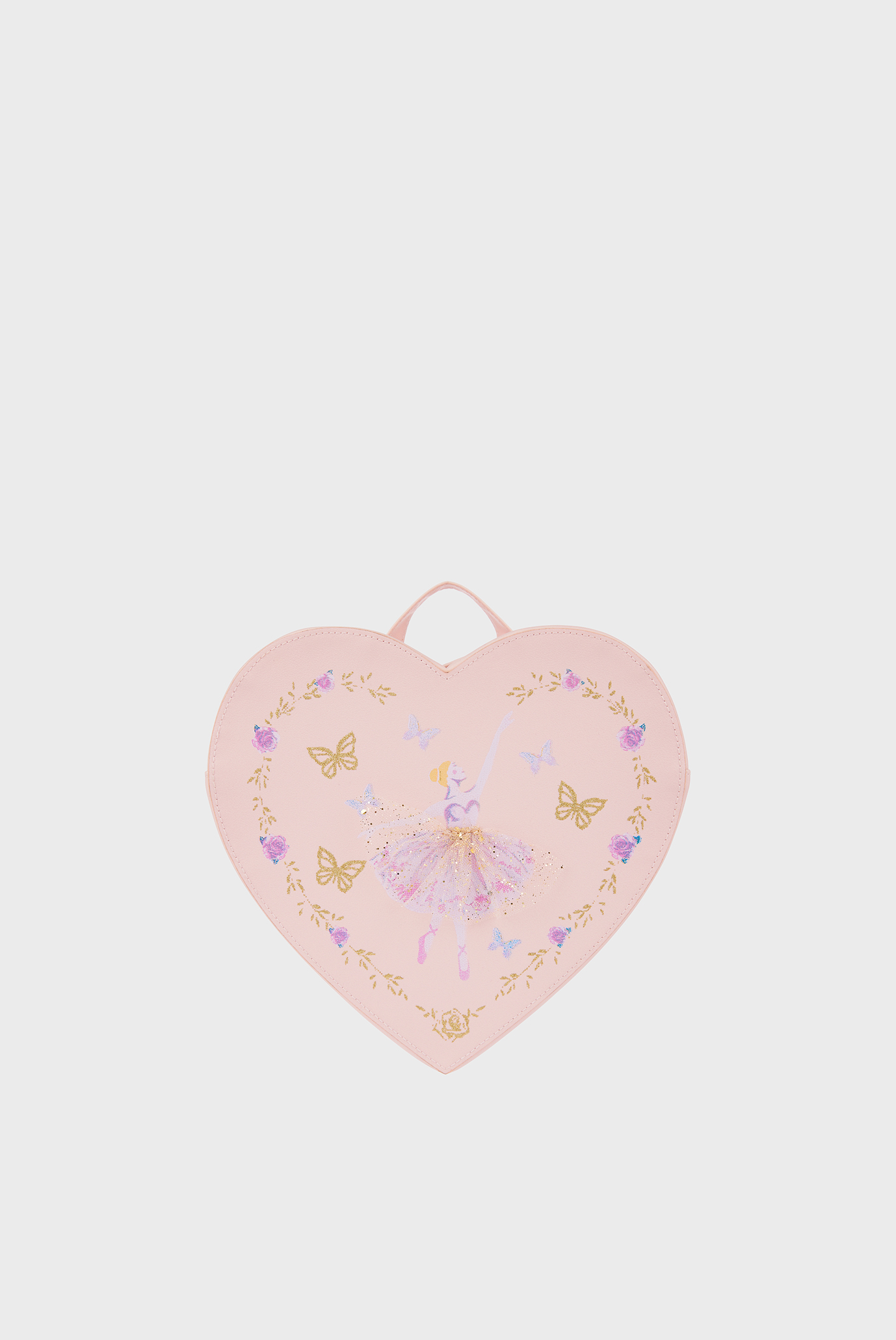 Детский розовый рюкзак Lovely Ballerina Monsoon Children