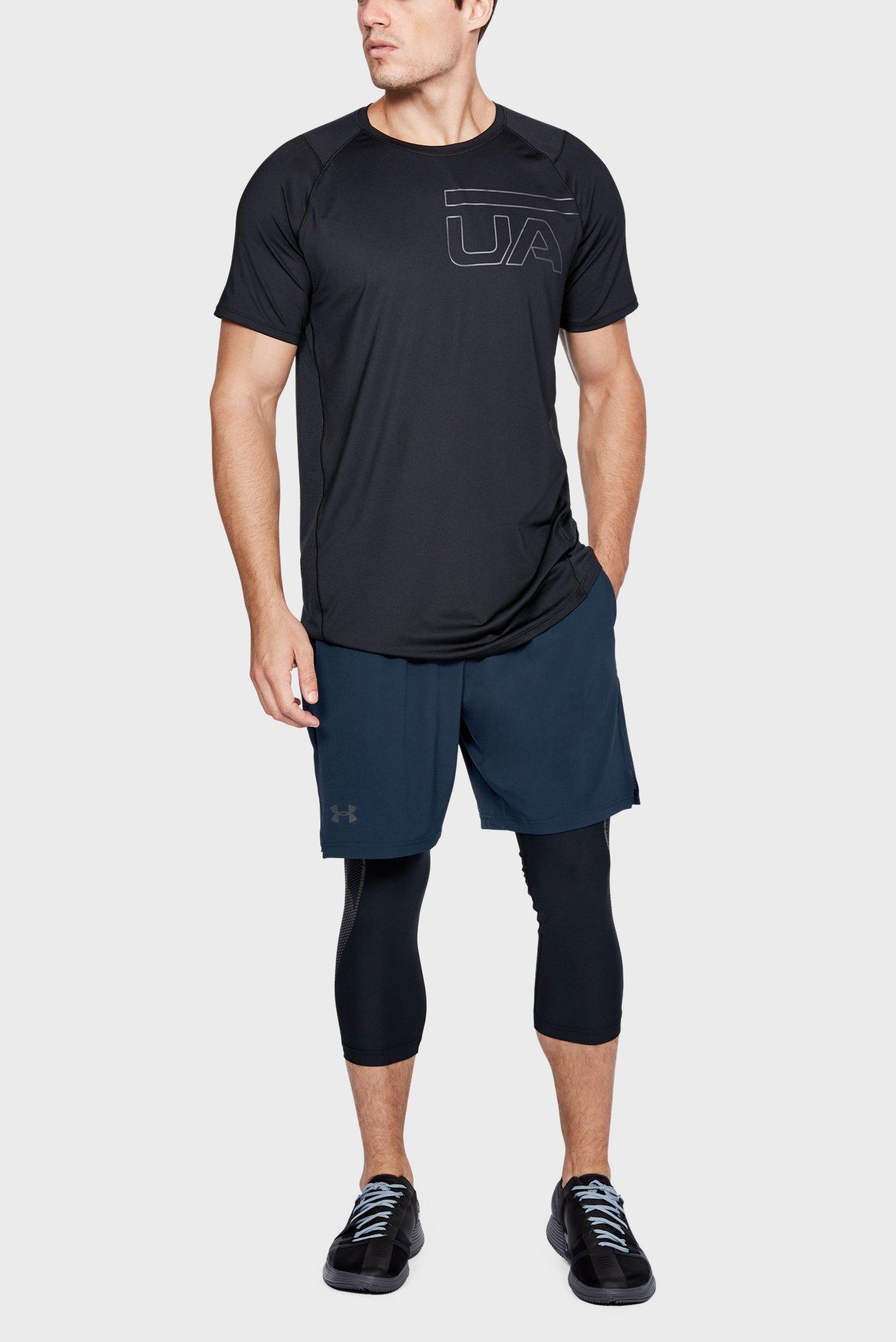 Купить Мужские синие шорты CAGE SHORT Under Armour Under Armour 1304127-408 – Киев, Украина. Цены в интернет магазине MD Fashion