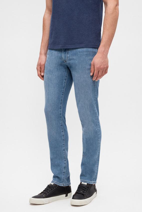Мужские голубые джинсы 981