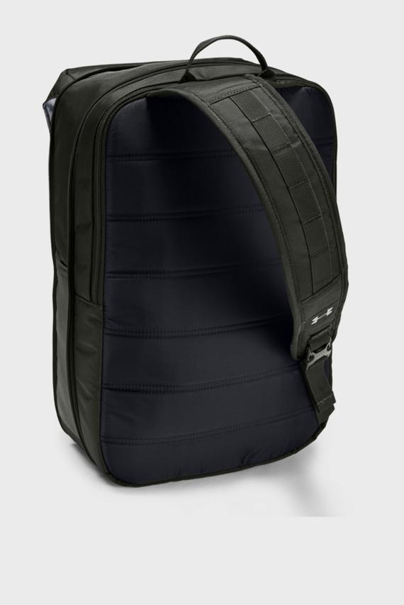 Черный рюкзак унисекс Compel Sling 2.0