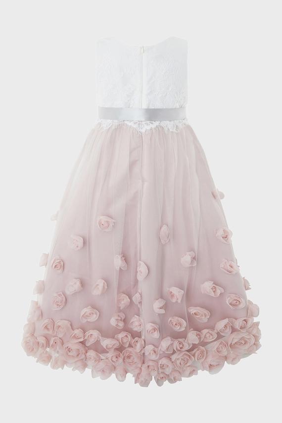 Детское розовое платье Ianthe Dress