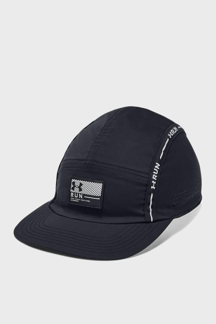 Мужская черная кепка Men's TB Run Crew Cap 3.0