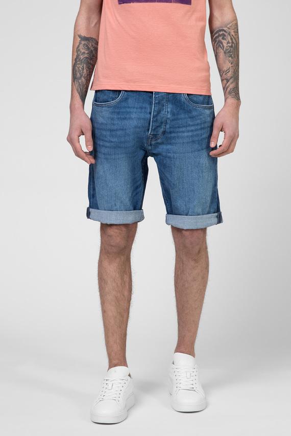 Мужские синие джинсовые шорты CALLEN