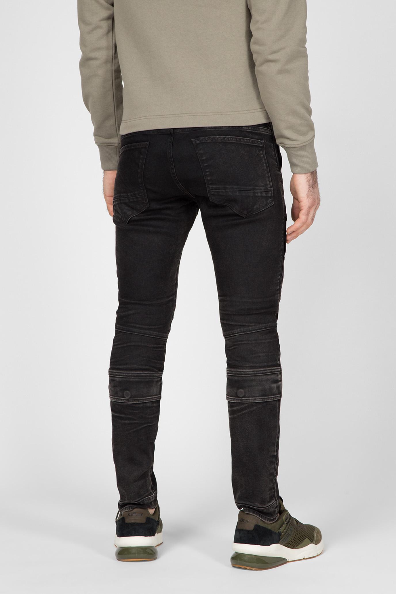 Мужские черные джинсы Airblaze 3D Skinny G-Star RAW