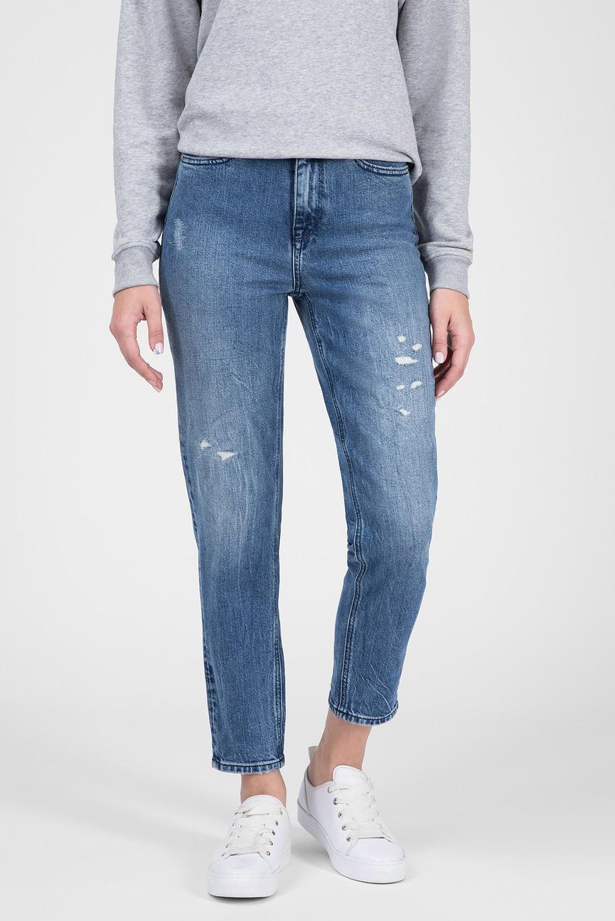 Женские голубые джинсы ICON GRAMERCY HW ANKLE MORGANE