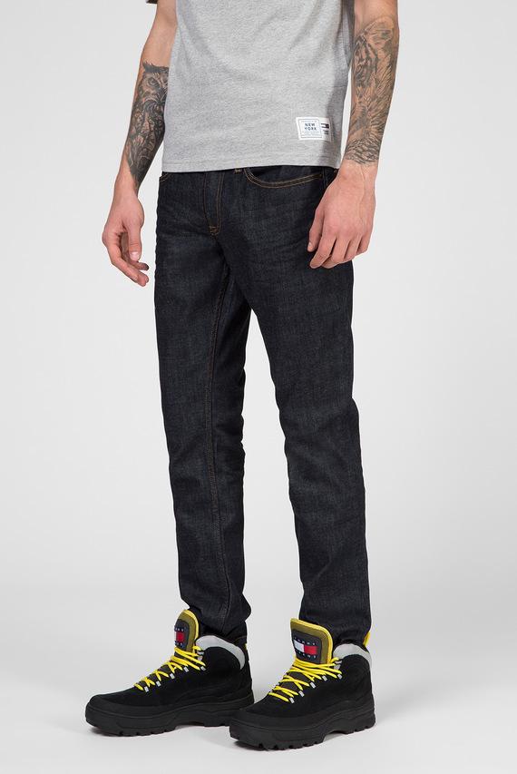 Мужские темно-синие джинсы SLIM SCANTON