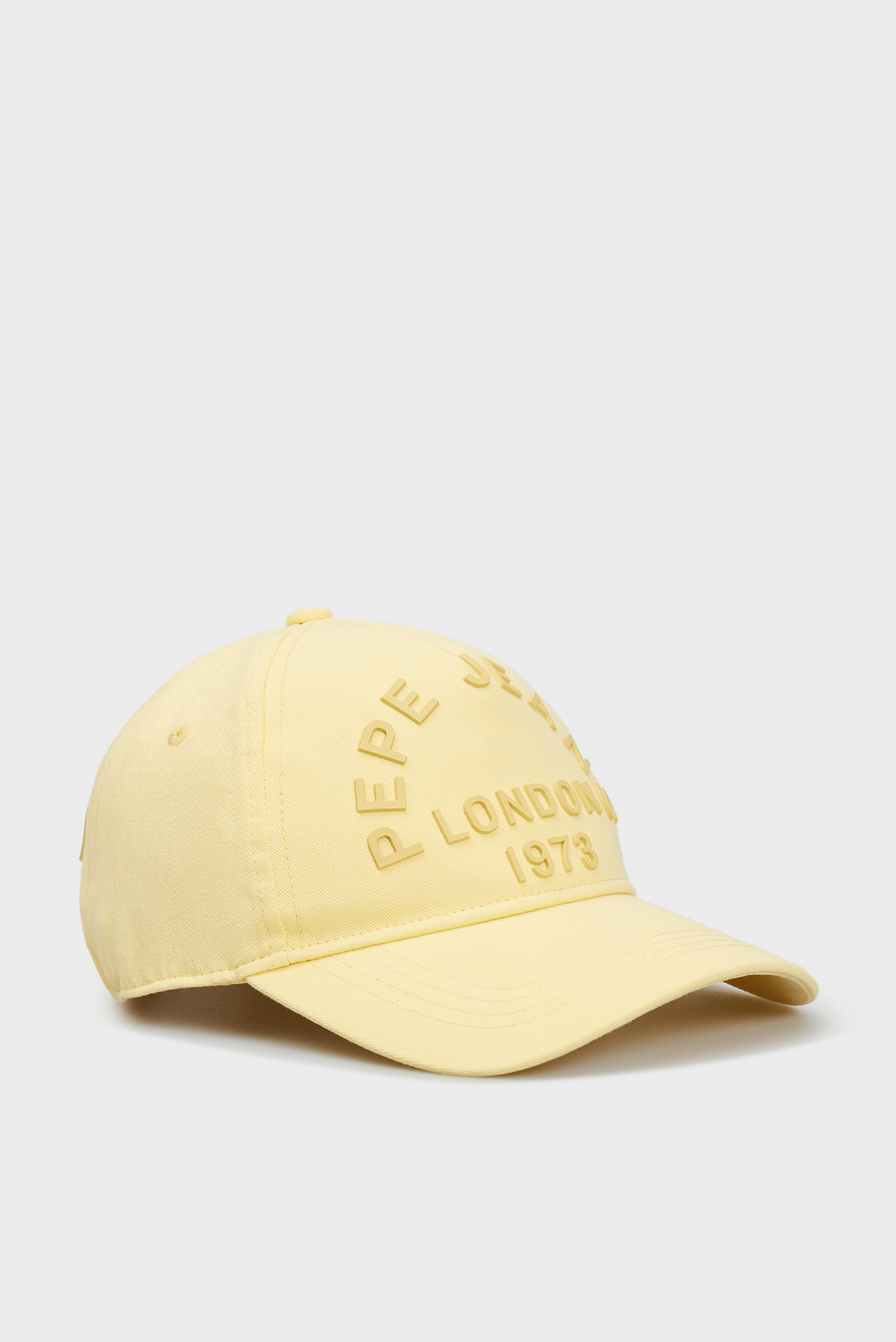 Чоловіча жовта кепка TUDELA CAP 1