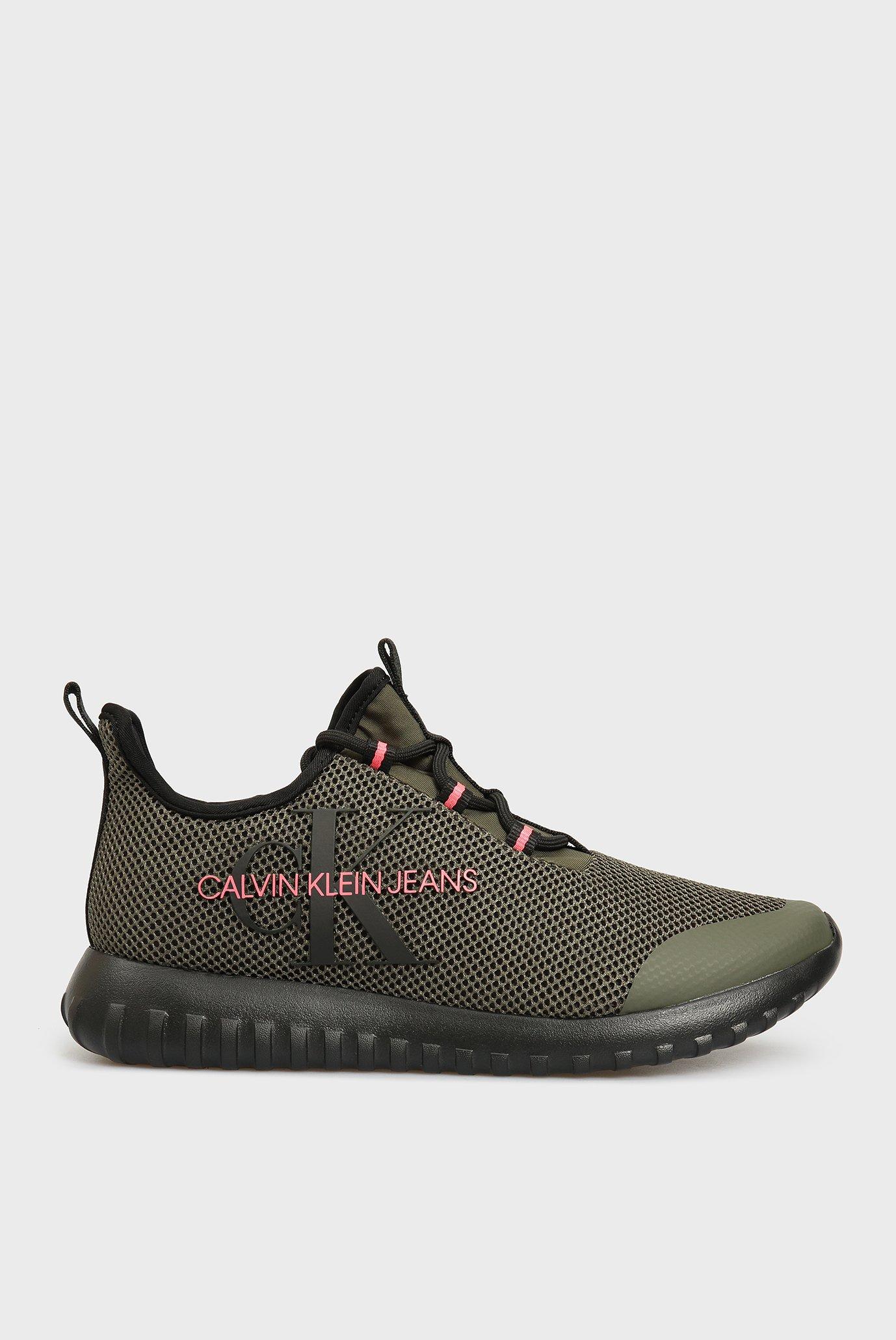 Чоловічі зелені кросівки REILAND 1