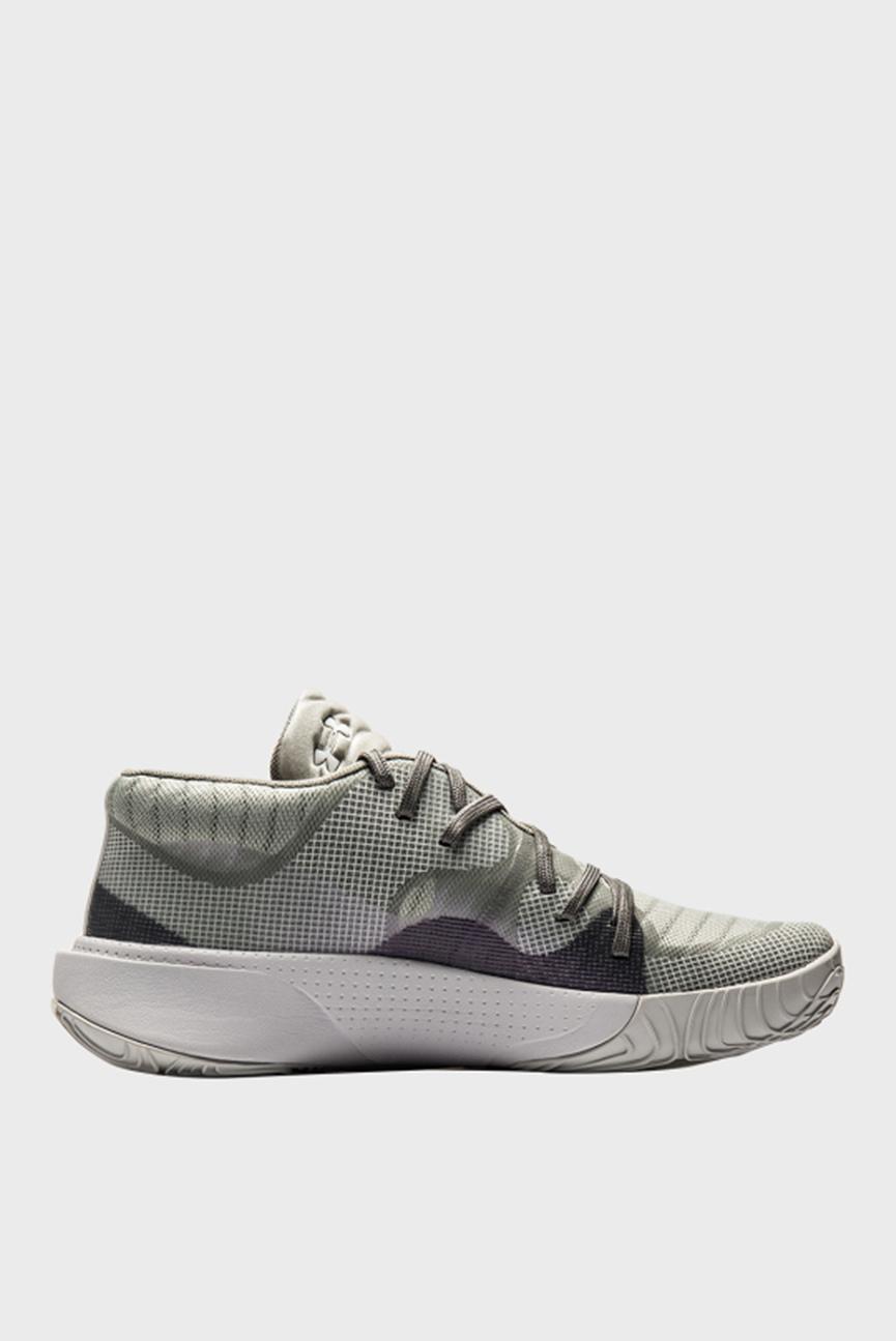 Мужские оливковые кроссовки UA Spawn Low