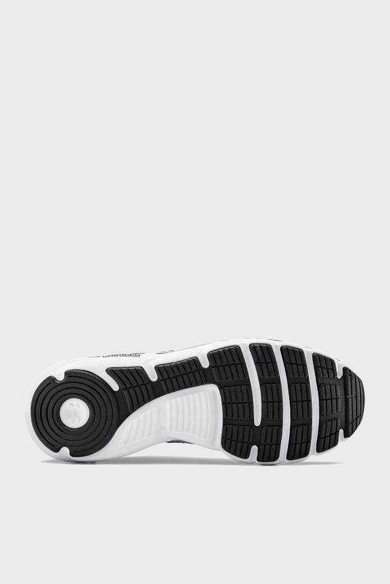 Мужские черные кроссовки UA Charged Assert 8 LTD