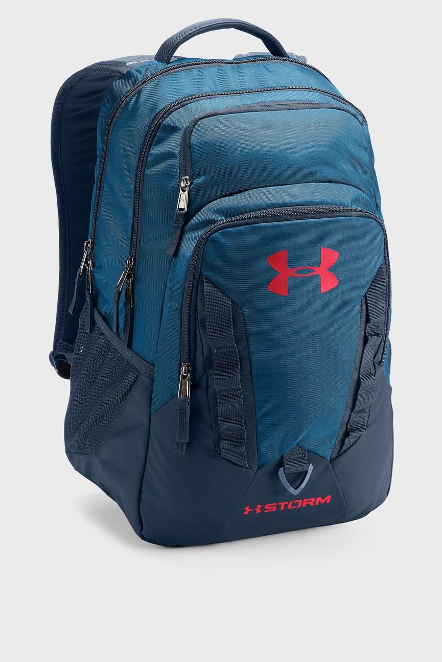 Синий рюкзак Recruit Backpack