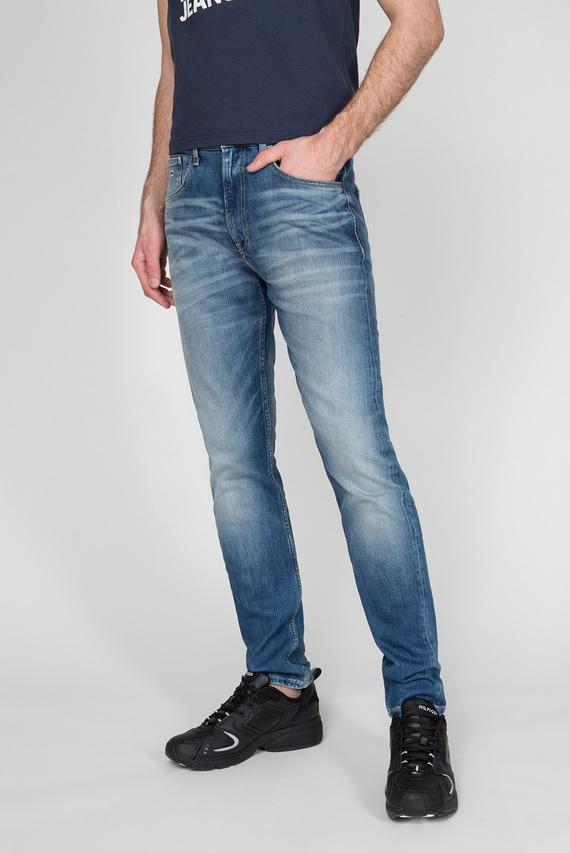 Мужские голубые джинсы TJ 1988 RELAXED TAPERED