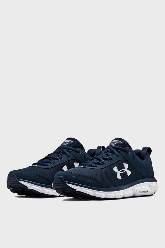 Мужские темно-синие кроссовки UA Charged Assert 8-NVY
